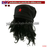 La protezione di vigilanza acrilica del cappello del Beanie mette in mostra l'agente di Headwear del cappello (C2053)