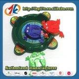 Het nieuwe Plastic het Springen Vastgestelde PromotieSpeelgoed van de Kikker voor Jongens