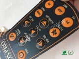 Niedrige Kosten und langer Lifepan Membranschalter-Tastaturblock