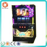 Máquina de juego de la tarjeta de la ranura video de fichas de Kenia