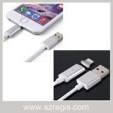 Linha cobrando magnética para o cabo do USB do cabo do carregador do telefone móvel