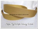 Cinghia della tessitura del cotone del Brown