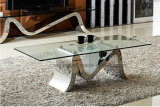 Конструкция таблицы чая таблицы чая высокого качества стеклянная
