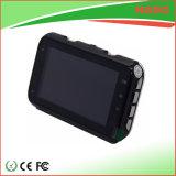"""3.0 """"スクリーン1080Pデジタル車のカメラの手段DVR"""