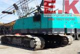 50ton日本の日立の格子ブームの油圧クローラークレーン(KH180-3)