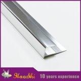 Ajuste de aluminio de plata natural flexible del azulejo de la alfombra/venta caliente