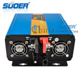 Suoerの頻度光起電AC 220V正弦波インバーター(SON-SUW1500VA)への1000W DC 24V