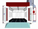 Tipo de lujo cabina de aerosol de la pintura con el inversor (BD770)