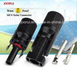 Кабельные соединители штепсельной вилки коробки Mc4 Juction панели солнечных батарей