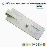 Neuer Typ 2017 einteiliges Solar-LED-Straßenlaterne60W