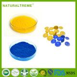 Matériau d'enduit coloré de diplômé pharmaceutique pour des pillules