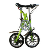 16 Inch Quatro Cor Aço De Carbono Folding Bike / Liga De Alumínio Folding Bicycle / Electric Bicycle / Kid Bike / Single Speed ​​/ Variable Speed ​​Vehicle
