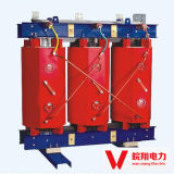 De droge Transformator van het Type/de Transformator van het Voltage/de Transformator van de Distributie