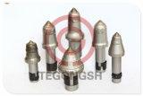 T7, Ts30c Kohlenstreckenvortriebsmaschine-Rigolen-Zähne für Trencher und Bergwerksmaschine