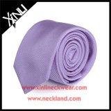 Os Mens vendem por atacado laços de seda puros tecidos feito-à-medida de etiqueta confidencial