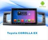 Androïde GPS van de Auto DVD van het Systeem voor Scherm van de Aanraking van 7 Duim van de Bloemkroon van Toyota het Ex met Bluetooth/WiFi/TV