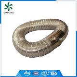 Conducto flexible del acero inoxidable 304 semirrígidos gruesos para una ventilación más seca