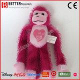 De Valentijnskaart van de lage Prijs vulde de Dierlijke Aap van het Stuk speelgoed