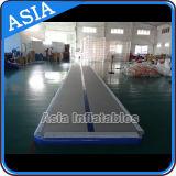Pista de aire inflable de la gimnasia del precio de fábrica/estera inflable de la gimnasia/estera de la yoga