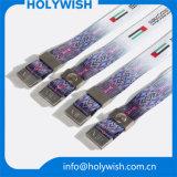 Farben-Sublimation-Firmenzeichen-Drucken-Abzuglinie mit Plastikhaken