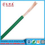 Fio isolado PVC de cobre Bvr do núcleo de 4 Sqmm