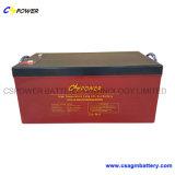Cspower 12V 200ah Batterie der Solarwind-Gel-tiefe Schleife-VRLA