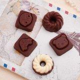 Chocolate delicioso lindo de la historieta para el amante
