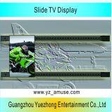 Resbalar la pantalla de la TV (YZ-P333)