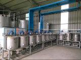 Vollautomatische kontinuierliche Maschinen-Pflanze für die Herstellung des Schaumgummi-Schwammes
