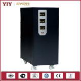 3 estabilizador eléctrico del regulador de voltaje automático de la CA del estabilizador 40kVA del voltaje de la fase