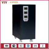 3 стабилизатор регулятора автоматического напряжения тока AC стабилизатора 40kVA напряжения тока участка электрический