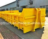 corpo do coletor do caminhão de lixo 4-10m3, corpo do caminhão de lixo do braço de gancho
