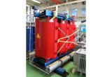 Transformateur en acier inoxydable de 35kv en résine Type de chaleur / distribution pour la sous-station avec IP21