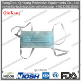 relation étroite 3-Ply Bfe99 chirurgicale sur le respirateur médical de substance particulaire de masque protecteur