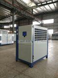 Réfrigérateur refroidi par air pour le plastique de pulvérisation