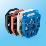 L schreiben Streifenbildungs-Klipp für SS-Kabelbinder-einfaches festgeklemmt