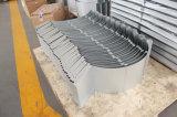 Aluminio perforado cubierto polvo de Alooy del acero inoxidable