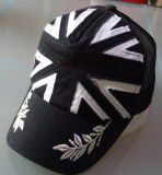 Sombrero militar, casquillo militar del algodón, casquillo lavado, casquillo de la manera, casquillo del ocio, casquillo lavado