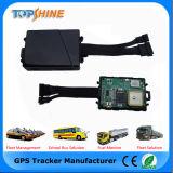 Mini perseguidor impermeável do GPS do veículo do sensor 3G do combustível de RFID