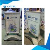 Stand différent d'affiche de Waterbase de stand d'affiche des tailles A0/A1/B1/B2 pour la publicité