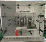 Interfaccia commovente di colore, convertitore, frizione magnetica della polvere, taglio di bacio, macchina tagliante rotativa