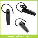 Zwarte Oortelefoon van Handfree van de Hoofdtelefoon van Bluetooth de Draadloze Stereo voor iPhone Samsung