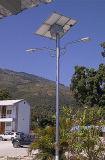 réverbère du réverbère de la lumière DEL de parking de 9m Pôle DEL 54W DEL