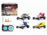 1: 52 Radio/C Auto-Spielzeug mit Light/4 Asst Arten