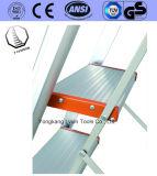 Aluminiumhaushalts-Strichleiter von breit verkauft in Aisan