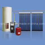 太陽水暖房のためのフリーズの太陽ヒートパイプの真空管のコレクター無し