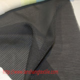 A tela química do poliéster da tela tingiu a tela do jacquard para a matéria têxtil da HOME da cortina do vestuário do vestido da mulher