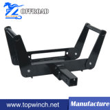 Torno eléctrico Placa de montaje / soporte de montaje en 6000lb-12000lb