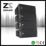 """고성능 두 배 10 """" 직업적인 네오디뮴 선 배열 오디오 시스템 (VCM)"""