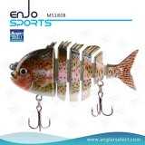 Multi richiamo duro poco profondo congiunto di pesca dell'attrezzatura di pesca (MS1808)